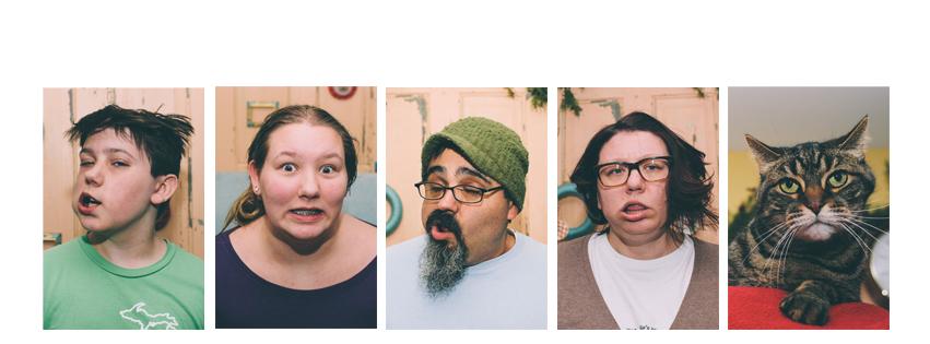 2012 Vanderlist Family Xmas Pic