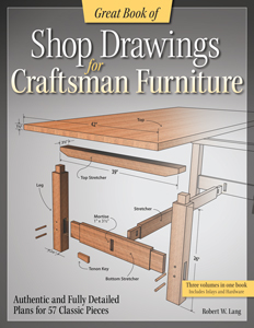 Craftsman style bedroom furniture plans woodworktips for Craftsman style bed plans