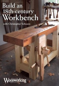 18th century workbench