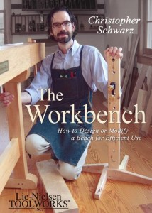 Chris Schwarz the workbench