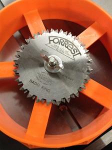 "Forrest 6"" dado king"