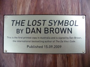 DanBrownBook