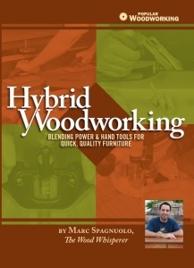Hybrid woodworker book