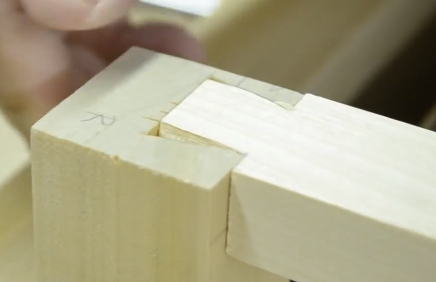 gappy dovetail tail