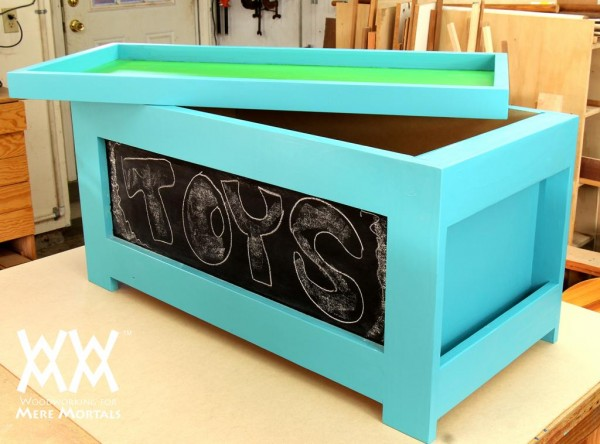 charity toy chest