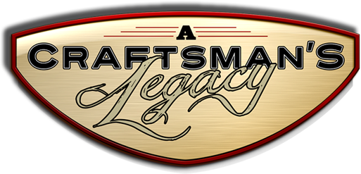 a craftsman's legacy logo
