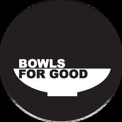 Bowls for Good logo