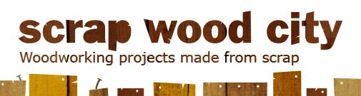 scrap wood city logo