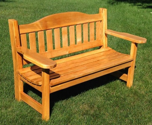 Bob D's Big Ash Bench Project!