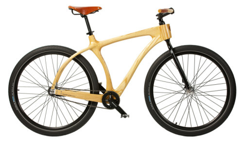 "Connor ""Woody Cruiser"" - image property of Connor Wood Bicycles"