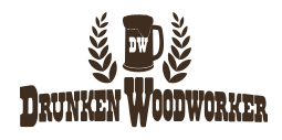 drunken woodworker logo