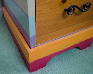 dresser-base