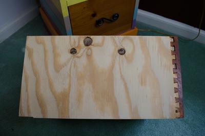 Construction grade plywood?!