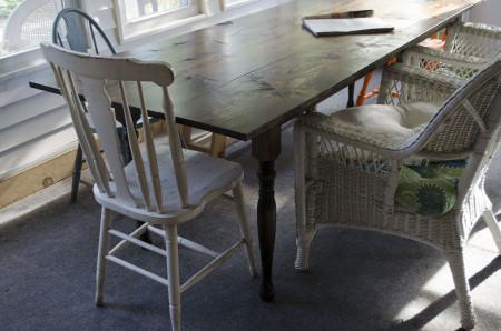Samantha's Brunch Table