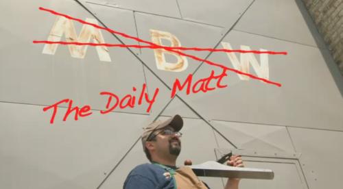 The daily matt